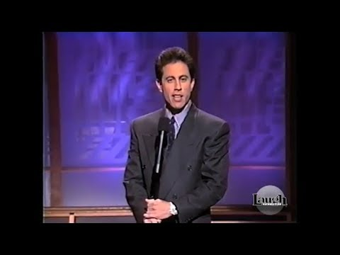 Jerry Seinfeld | Commissioner of Comedy | Laugh Factory