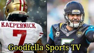 Jacksonville Jaguars Considering Signing Colin Kaepernick | Kaepernick Being Setup For Failure?