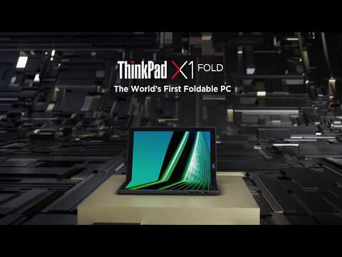 ThinkPad X1 Fold Product Tour