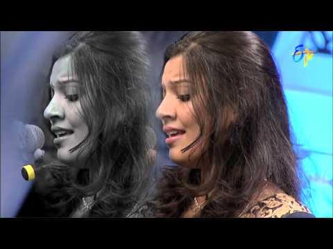 Ekkada Ekkada Song - SP.Charan,Geetha Madhuri Performance in ETV Swarabhishekam 29th Nov 2015