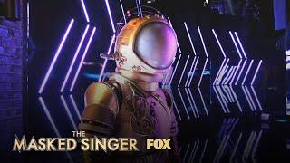 The Clues: Astronaut | Season 3 Ep. 10 | THE MASKED SINGER