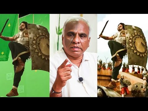 EXCLUSIVE: Baahubali 2 MAKING -VFX Supervisor Kamala Kannan Explains! MY 114