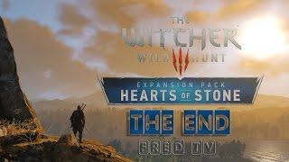 Ведьмак 3 Каменные Сердца концовка. The Witcher 3 hearts of stone final