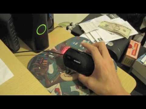 Tech Review - Dynex  USB Optical Mouse Review