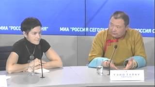 Первый буддийский храм в Москве(14 ноября в Международном мультимедийном пресс-центре МИА