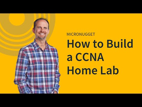Building A CCNA Home Lab | CBT Nuggets