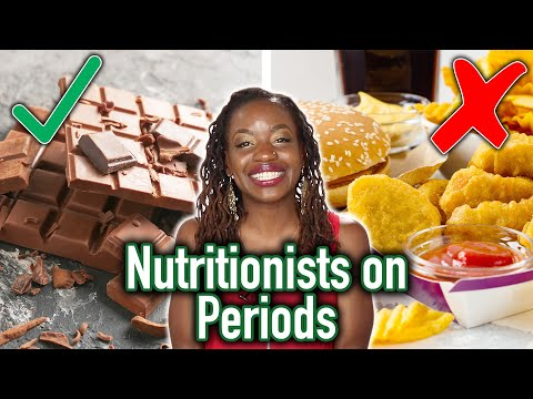 Nutritionists Share Period Relief Tips