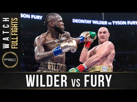 Wilder Vs Fury 1 FULL FIGHT: PBC On Showtime - December 1, 2018