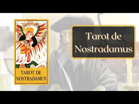 Tarot de Nostradamus vidéo