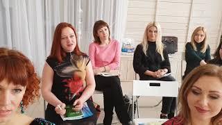 """Женский тренинг """"Женщина на Миллион"""" - Евгения Шрамченко"""