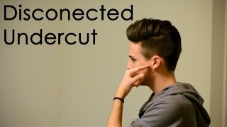Disconnected Undercut: What to Tell Your Barber