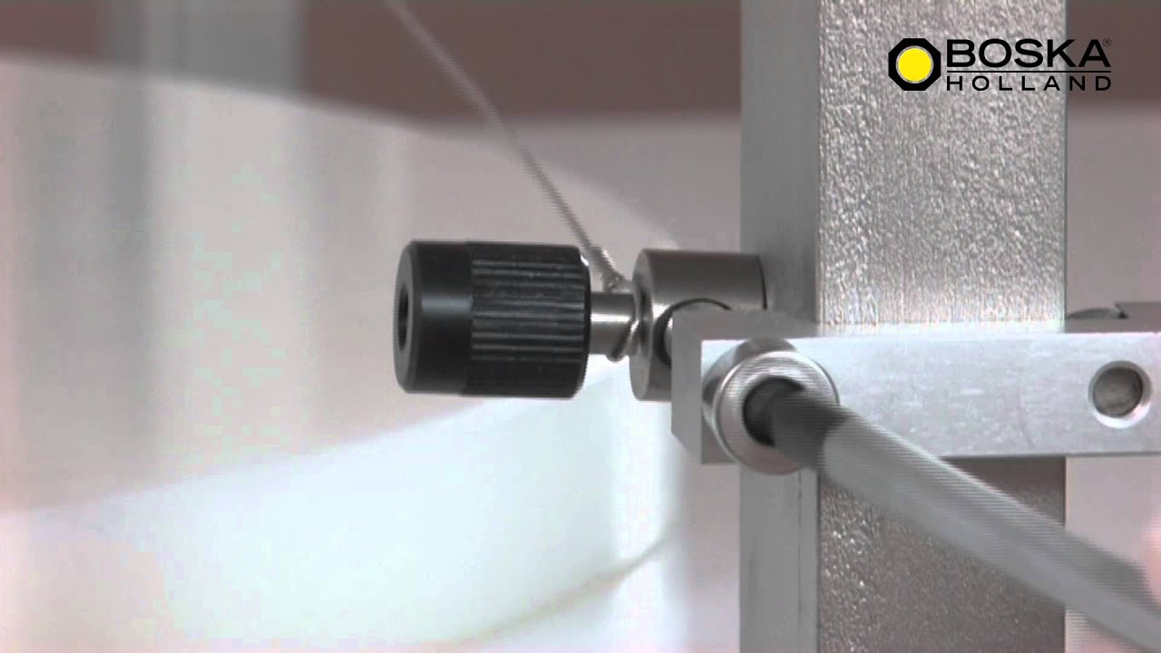 Boska Holland Horizontal Brie Cutter. Replacing the wire - YouTube