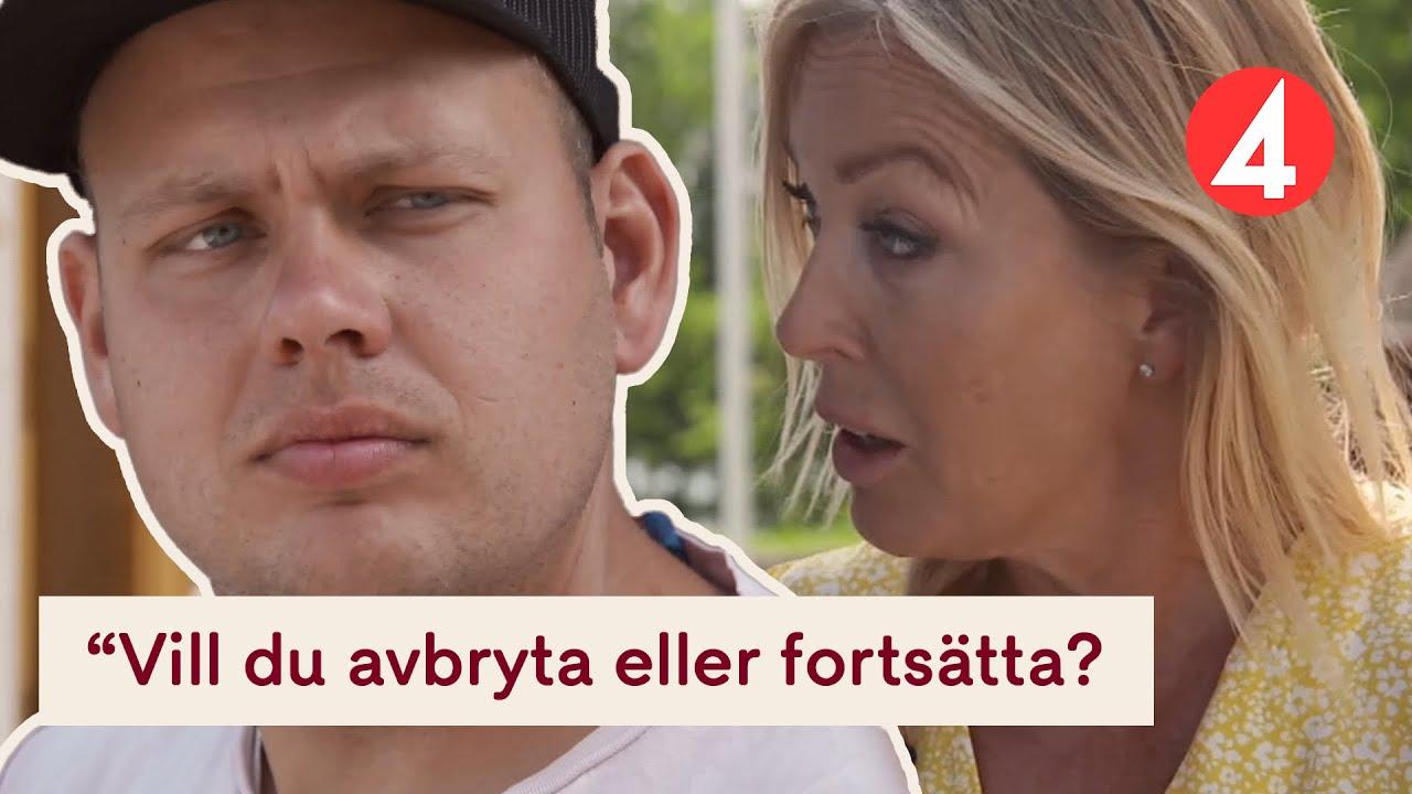 Därför ställs Patrik inför det tuffa beslutet - Bonde söker fru (TV4)