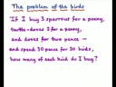 Fibonacci and the Birds Problem