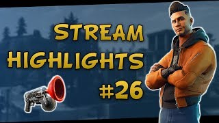 Fortnite - Stream Highlights #26 - September 2018 | DrLupo