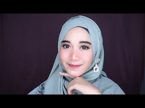 HIJAB TUTORIAL FOR BRIDESMAID.