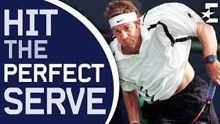 How To Hit The Perfect Serve   Greg Rusedski Masterclass   Eurosport Explainers