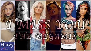 I MISS YOU | The Megamix ft. Justin Bieber, Ariana Grande, Lana Del Rey... [1 Hour Version]
