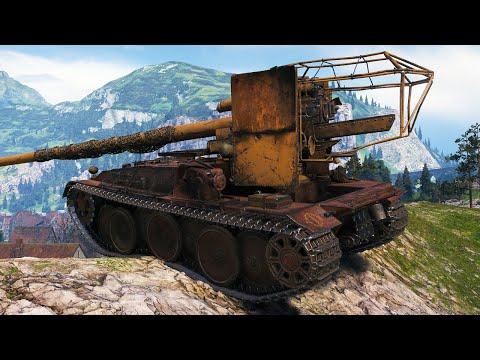 Grille 15 - 12 KILLS - World of Tanks Gameplay
