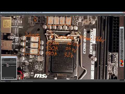 Mobo PCB Breakdown: MSI MPG Z390i Gaming Edge AC