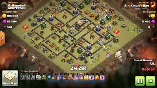 Monster Base Of the Year -- Best Th11 War Base 2018 -- Epic Defence -- Coc