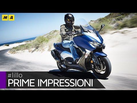 Yamaha TMAX SX e DX 2017