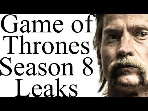 Game Of Thrones Season 8 Leaked Footage Explained