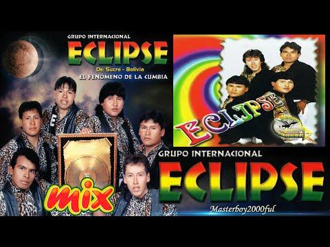 ♫♥☆ GRUPO ECLIPSE DE SUCRE (BOLIVIA) - MIX ECLIPSE ☆♥♫