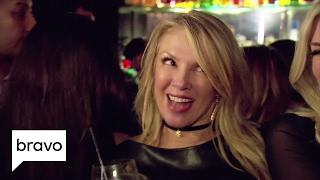 rhony tinsley mortimer makes a new friend season 9 episode 7   bravo