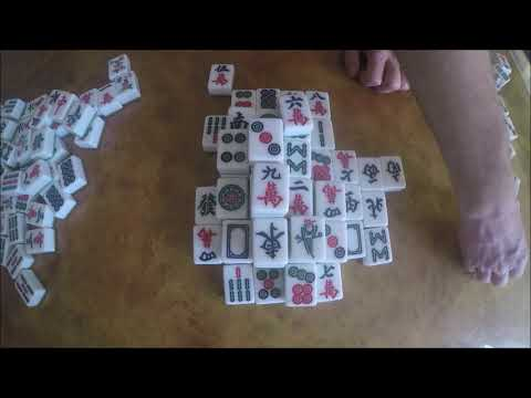 Real Life Mahjong Solitaire (Real Tiles) #1