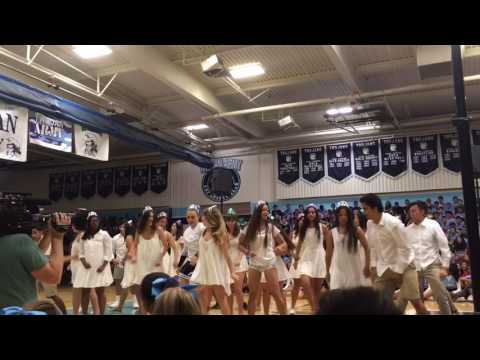 Highlights of the UHS homecoming pep assembly