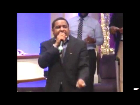Gospel Singer Smokie Norful Preaching Ministering with Song At GCT COGIC!