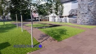 Diferentes pavimentos para jardín