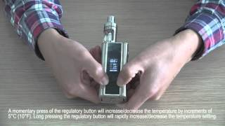 Joyetech Cuboid 150W Mod Video