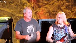 Deep Purple Highway Star / Fireball / Strange Kind Of Woman Live 2017