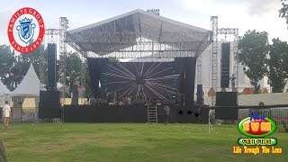 Live Familys group edisi Gor rawamangun Jakarta Timur
