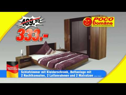 poco dom ne tv spot 2011 kalenderwoche 8 youtube. Black Bedroom Furniture Sets. Home Design Ideas