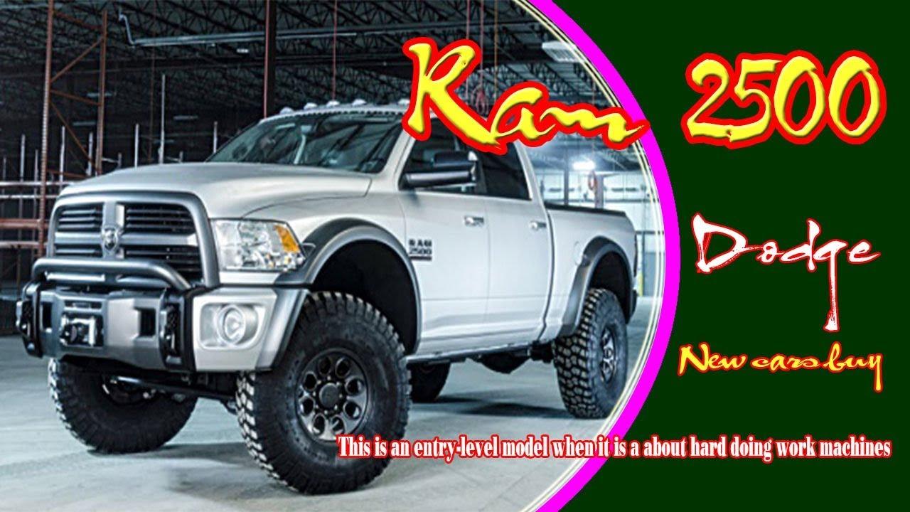 Dodge ram 2020