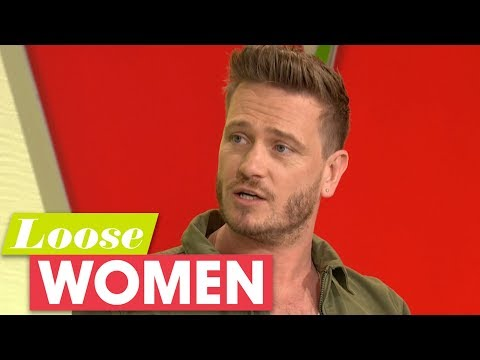 Matthew Wolfenden Opens Up About His Struggle With Depression   Loose Women