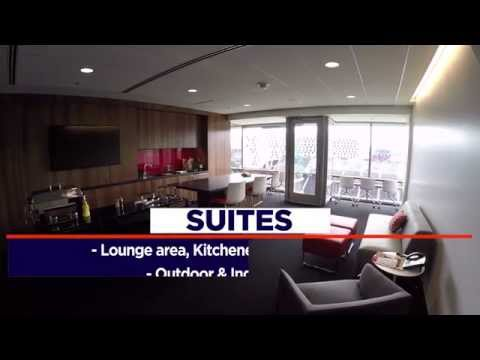 FC Cincinnati - Luxury Suites at Nippert Stadium