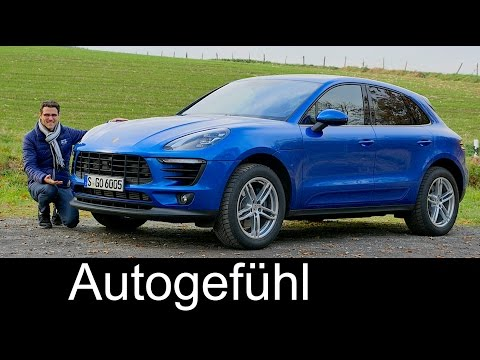 Porsche Macan FULL REVIEW test driven 4-cyl 252 hp Sound & Performance check - Autogefühl