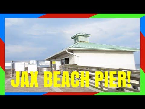 JAX BEACH PIER!
