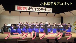 第14回 陽だまりオカリナコンサート 2018年6月23日 松戸市文化会館森の...