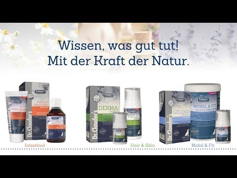 Dr.Clauder´s Function & Care Linie