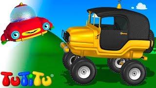 Jeep | TuTiTu The toys come to life