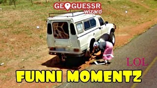 Geoguessr - Funny Moments Compilation #1