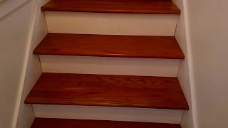 Staircase remodeling step by step
