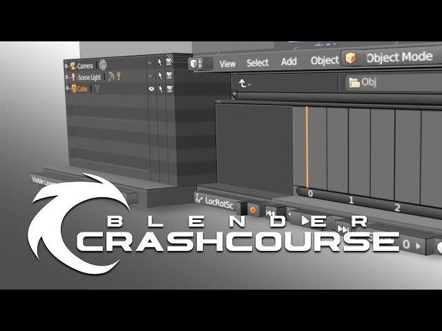 Blender's User Interface