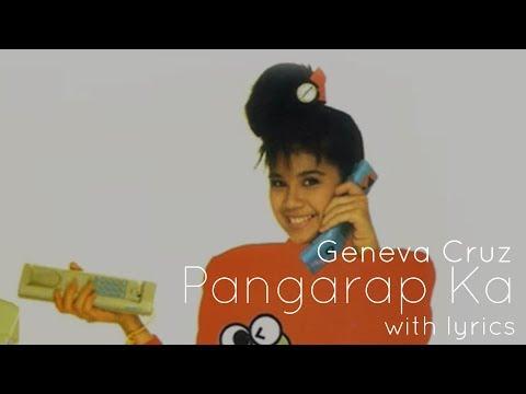 Geneva Cruz - Pangarap Ka [with lyrics]