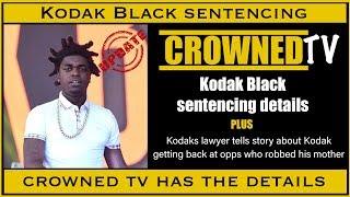 Kodak black sentencing details, Sentencing in 2 days
